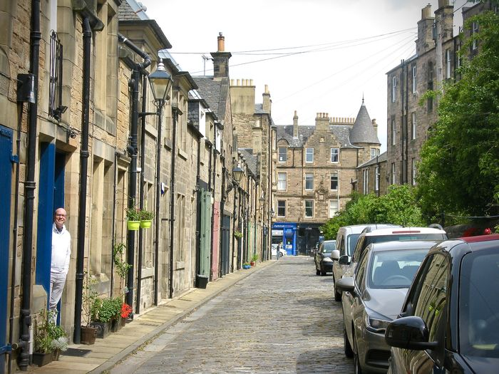 Thirlestane Lane, Marchmont