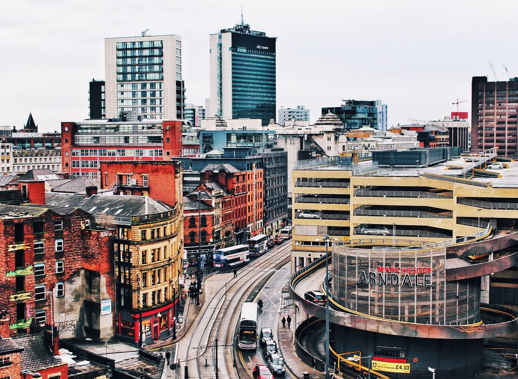 Where Do Students Live In Manchester?