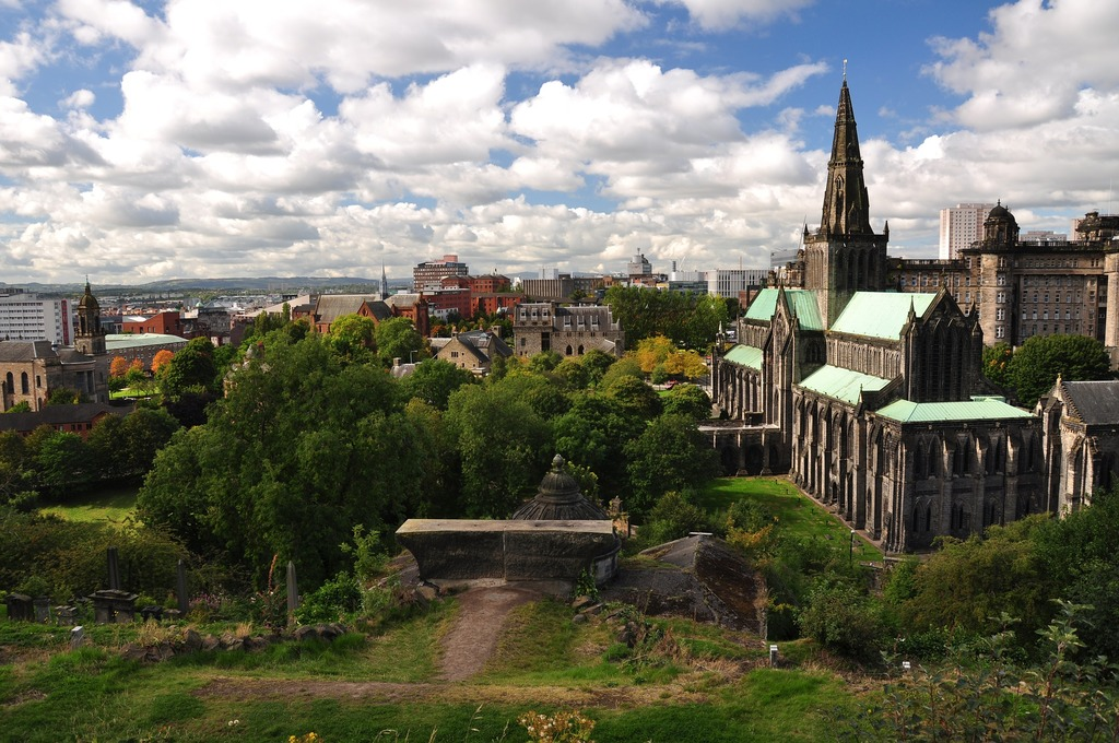 Where Do Students Live In Glasgow?