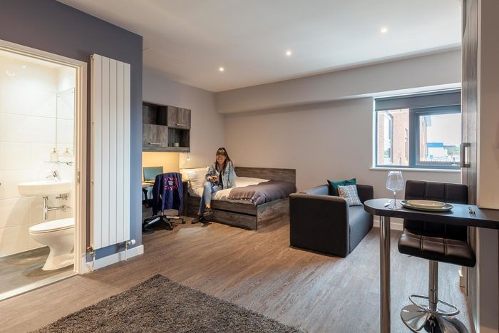 Queens Court Student Accommodation